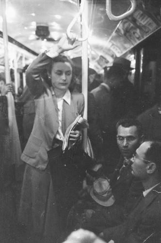 The New York City subway, through the eyes of Stanley Kubrick