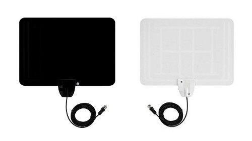 You have Netflix, Hulu, and the rest — you just need this $20 HDTV antenna to replace cable