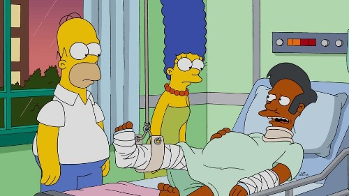 'The Simpsons' reportedly writing Apu off the show quietly, with no fanfare