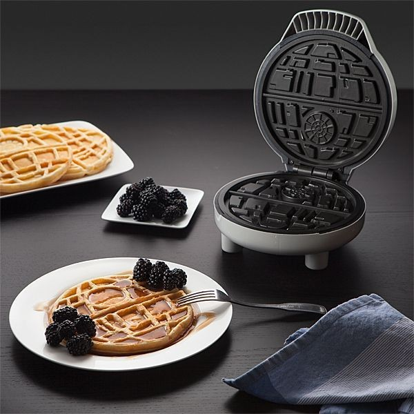 This Death Star waffle maker is here to lure you over to the dark side