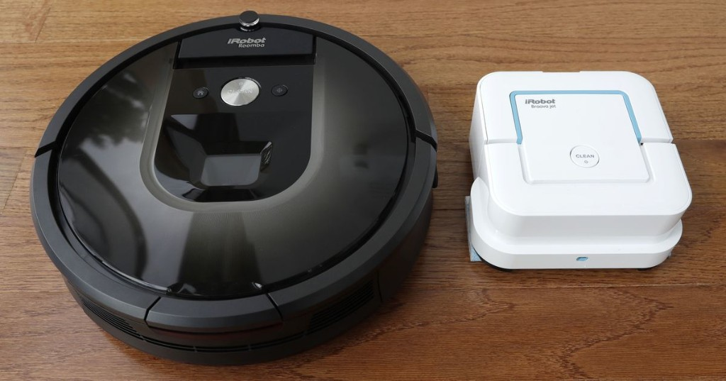 Your Roomba could be selling maps of your home to Google, Amazon, and Apple