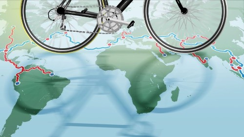 The 7 best bike routes in the world