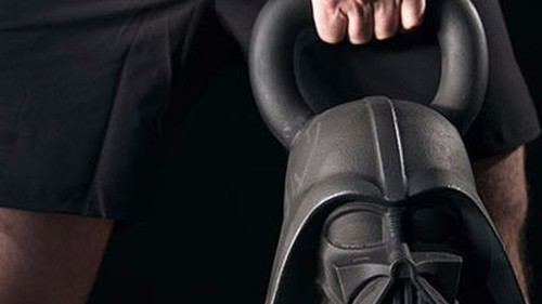 'Star Wars' gym gear will take your workout over to the Dark Side