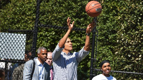 Barack Obama and the NBA are bringing a pro basketball league to Africa