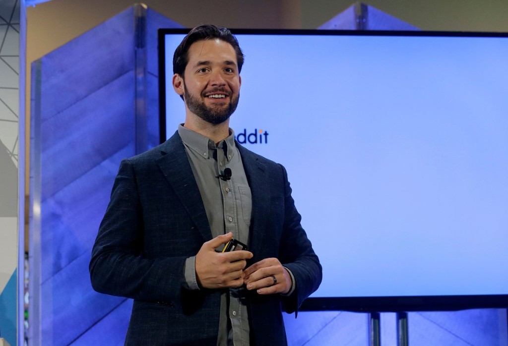 Reddit Co-founder, Alexis Ohanian, Resigns To Make Room For A Black Board Member