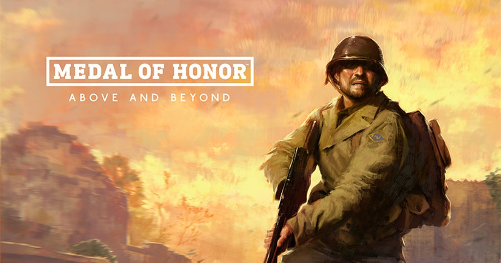 'Medal of Honor' in VR takes the training wheels off of WWII video game guns