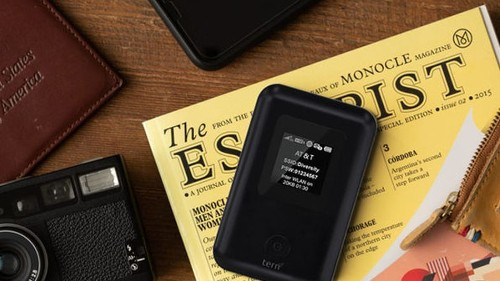 This global data device keeps you connected anywhere in the world
