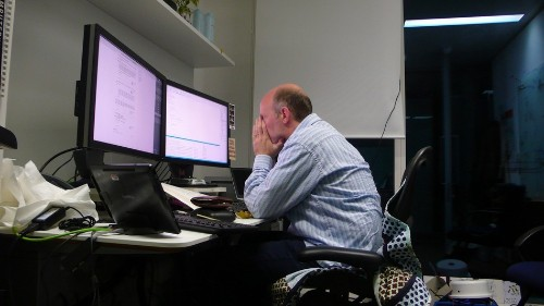 Old Coders: When Programming Is a Second Career