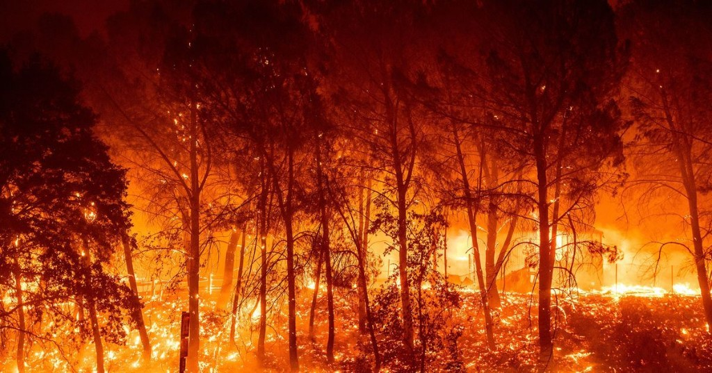 Google Maps now shows a lot more information about wildfires