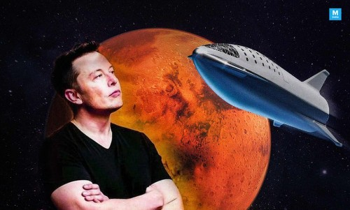 Elon Musk Wants To Send One Million People To Mars By 2050! - Science