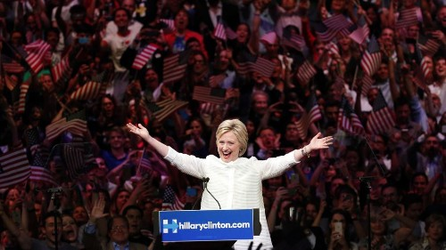 What young voters forget about Hillary Clinton's historic moment