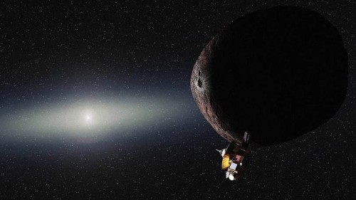 New Horizons may have a new target, and it's 1 billion miles past Pluto