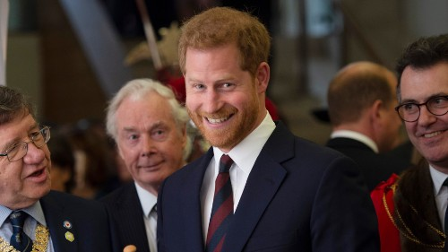 Prince Harry thinks 'Fortnite' is so addictive it should be banned