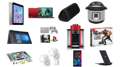 Apple iPad, Nintendo Labo, Instant Pot, Dell Laptops, and more deals for March 8