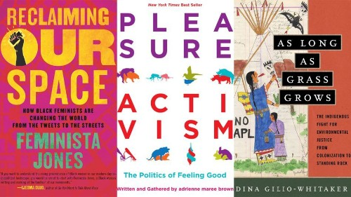 Books to give activists as they prepare for the upcoming election