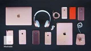 Rose gold everything: More and more gadgets are going 'pink'