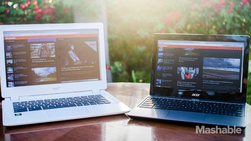 The best Chromebooks so far: Acer C720 and Chromebook 13