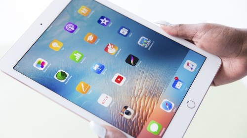 Apple will launch 4 new iPads in March, report claims