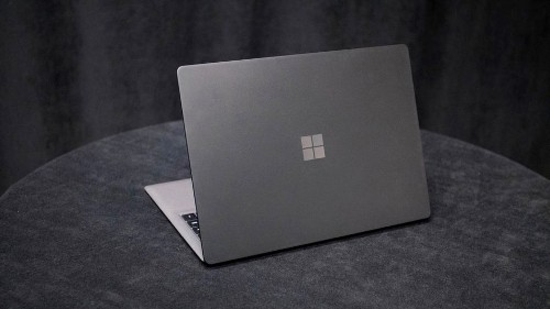 The Microsoft Surface Laptop is down to under £500 on Amazon