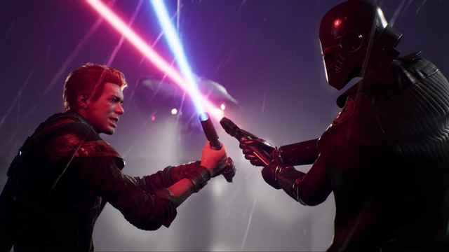New aliens and red light sabers fill 'Star Wars Jedi: Fallen Order' trailer