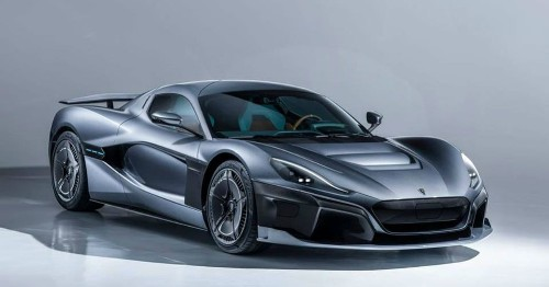 Rimac's new supercar goes from 0-60 mph in an insane 1.85 seconds