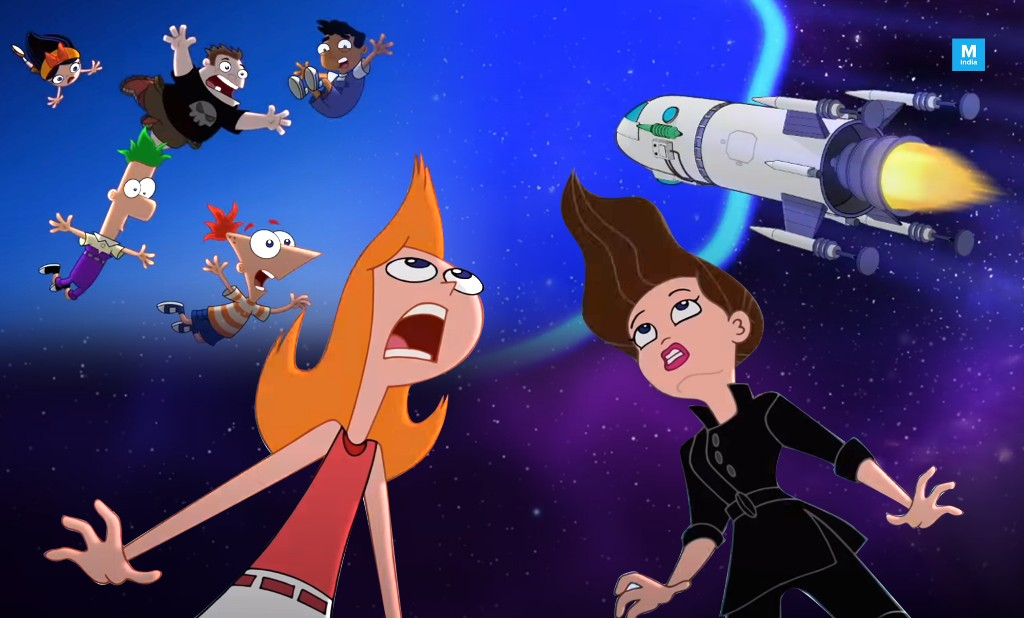 'Phineas And Ferb The Movie: Candace Against The Universe' Trailer: A New Intergalactic Summer Adventure