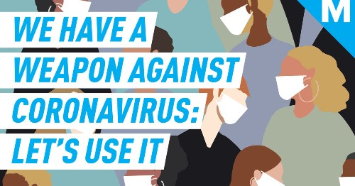 Social distancing could be our best weapon against coronavirus