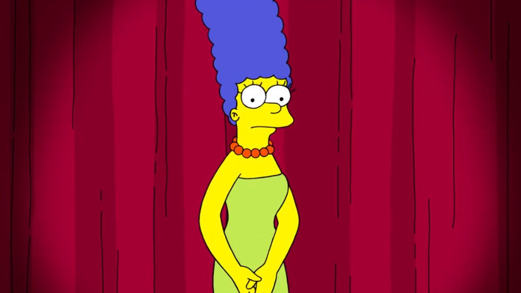 Marge Simpson Wades Into Politics To Call Out Trump Advisor Who Insulted Kamala Harris
