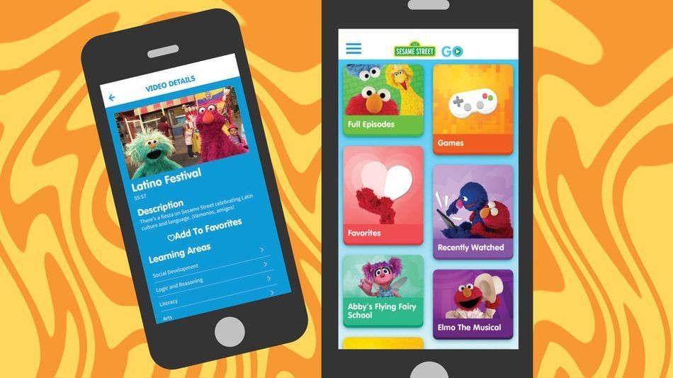 5 can't-miss apps: 'Dark Hearts', 'Sesame Street' Go, Rinbw and more
