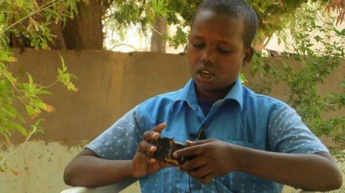Somalia will pay for a 13-year-old boy who builds motorized toy cars to go to school