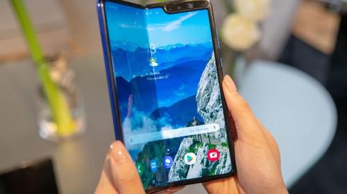 iFixit Teardown Reveals Why The Galaxy Fold Is So Fragile