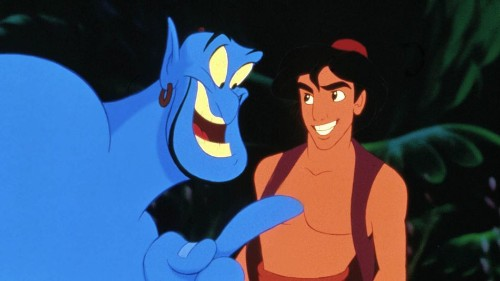 The first 'Aladdin' set photo is here to wreck you emotionally