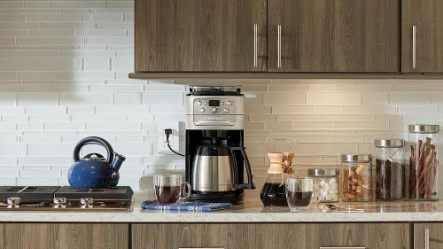 Cuisinart's Burr Grind and Brew coffee maker is on sale for $57 off at Walmart