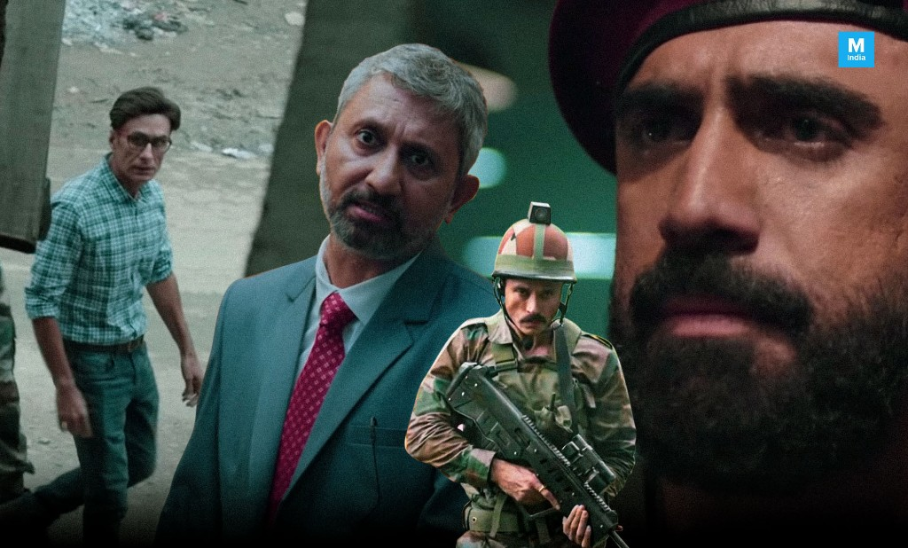 'Avrodh' Trailer: Amit Sadh Is Here To Tell Us The Untold Story Behind URI Surgical Strike