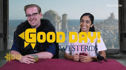 Good Day Westeros says goodbye to 'Game of Thrones' — Good Day Westeros