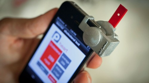 Smartphone App Uses Selfies to Check Your Cholesterol Level