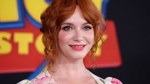 Christina Hendricks just revealed she had a small hand in 'American Beauty'