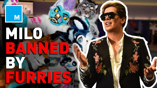 Milo Yiannopoulos banned from furry convention