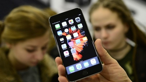 Sadly, it's probably time to think about upgrading from your iPhone 6S