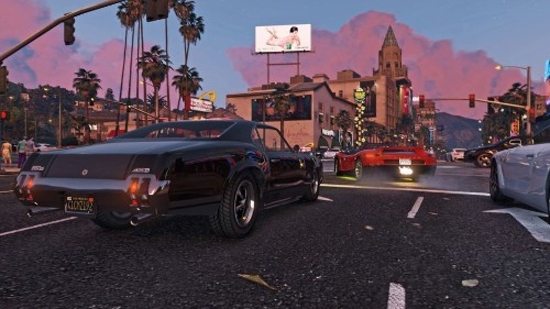 It happened: Grand Theft Auto V is running in VR