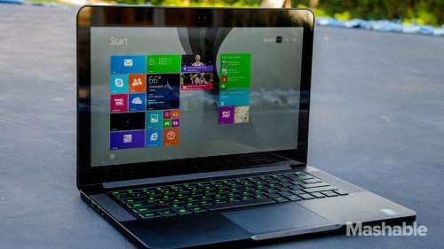 The 2014 Razer Blade Is the Best Gaming Laptop, Period