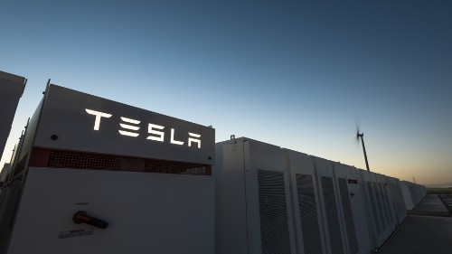 Tesla's giant battery bailed out a coal power station nearly 620 miles away