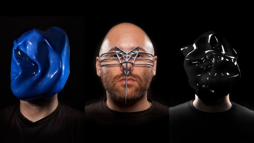 'Fag Face' Mask Protests Sex Discrimination in Facial-Scanning Tech