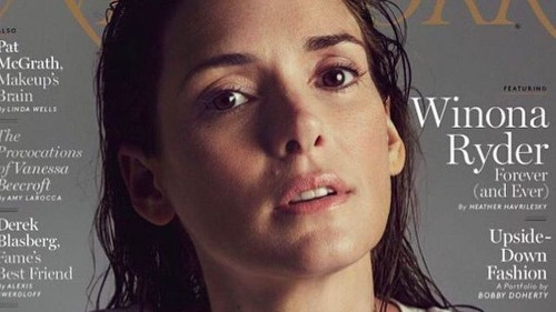 Winona Ryder says feelings are good, even when women have them