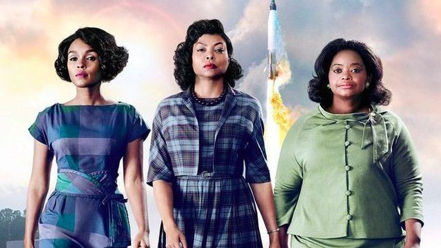 This 'Hidden Figures' cosplay is the cutest