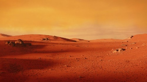 NASA Found Evidence of Life On Mars in 1970s But Apparently, Ignored It