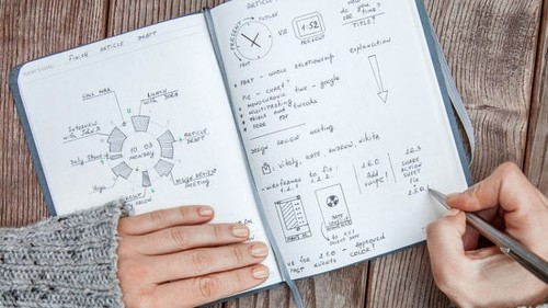 This $23 AR-powered planner is *almost* as magical as Tom Riddle's diary