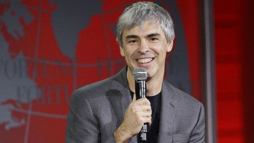 Larry Page is secretly building flying cars, report says
