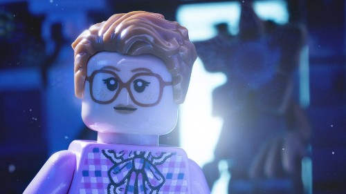 'Stranger Things' Lego Barb is the cutest in memoriam you'll see today
