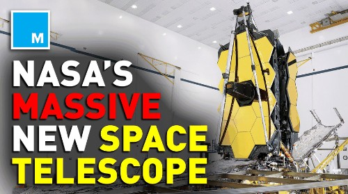 NASA's Hubble Space Telescope successor is huge